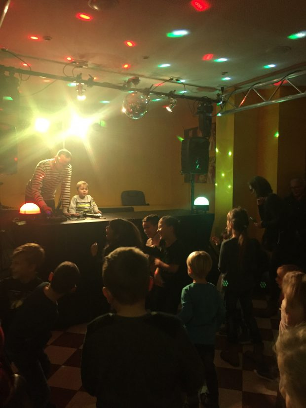 Kuddelmuddel After-Show-Disco
