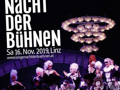 Eröffnung der Langen Nacht der Bühnen 2019