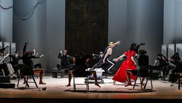 Einführung zur Tanzproduktion Macbeth