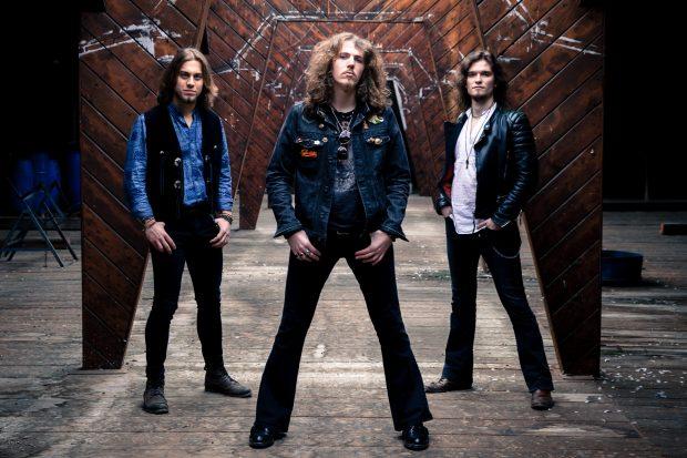 Red Machete – 70s Rock Konzert
