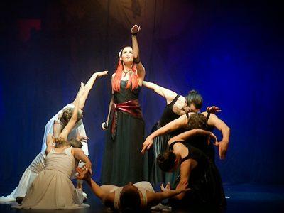 YIN & YANG – Gesang trifft Tanz