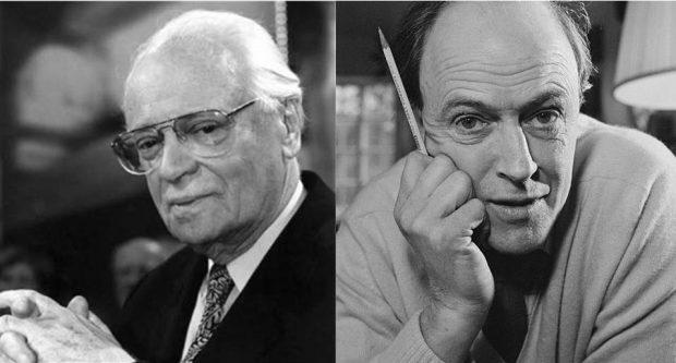 Kriminelles von Roald Dahl und Ephraim Kishon