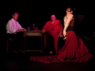 Flamenco Aufführung