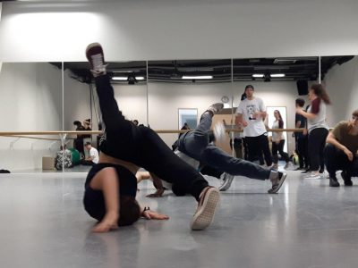 Urban Dance Styles – Öffentliches Training