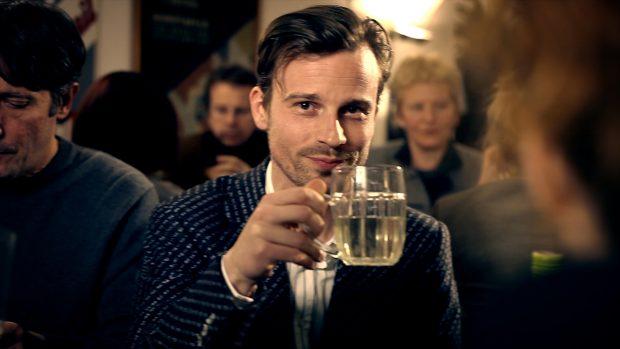 Johann und der Wein