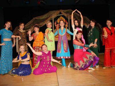 Bollywood Tanzshow