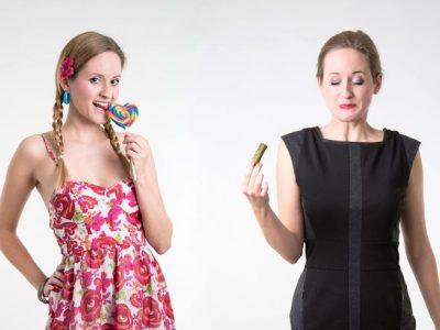 Ein Frauenleben Süß-Sauer