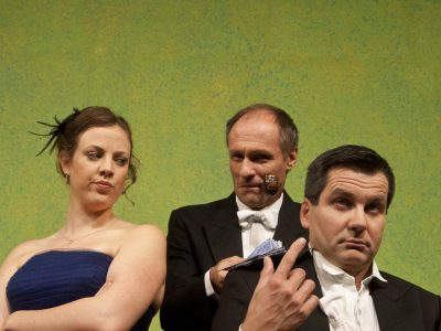 Pramtaler Sommeroperette – Die lustige Witwe