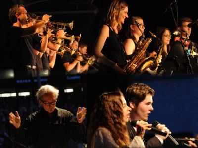 Pegasus BigFunkBand Konzert + Musikschulsession