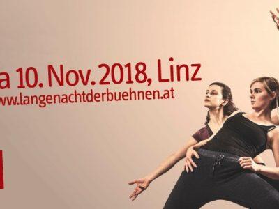 Eröffnung der Langen Nacht der Bühnen 2018