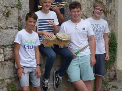 Junger Jazz aus OÖ