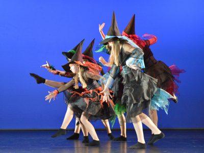 SPOTLIGHT ON die begabten Kinder der OÖ Tanzakademie