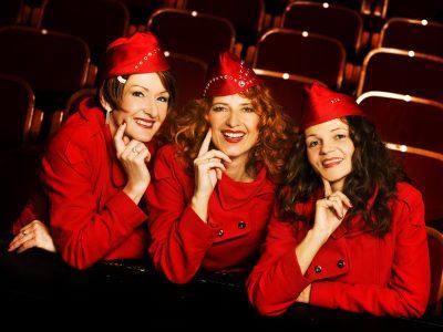 Upper Austrian Jazz Orchestra & Movida Sisters
